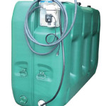 Station Adblue ECO PACK- volume 1500 l