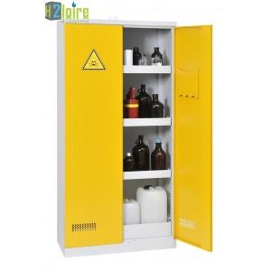 armoire pour produit inflammable