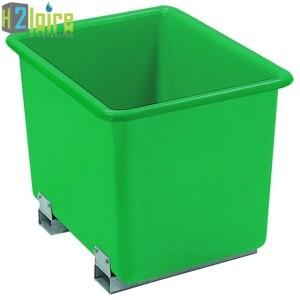 Bacs plastiques industriels : bac de manutention