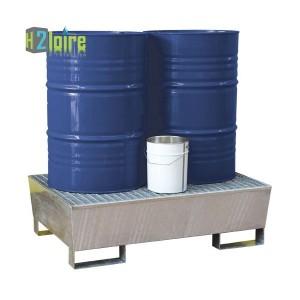 bac de rétention produit chimique