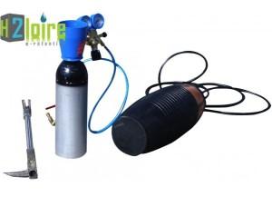 Photo d'un obturateur gonflable pour tuyauterie encore appelé obturateur gonflable de canalisation