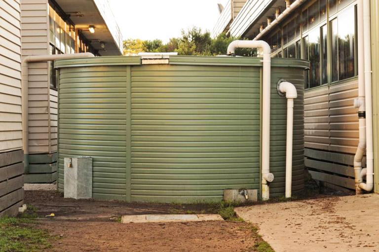 gestion eau de pluie